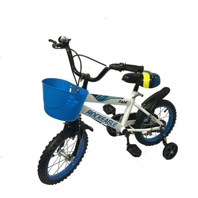 Kids Bike Bicycle 16 Inch Blue White Weekend Special 23 03 To 25