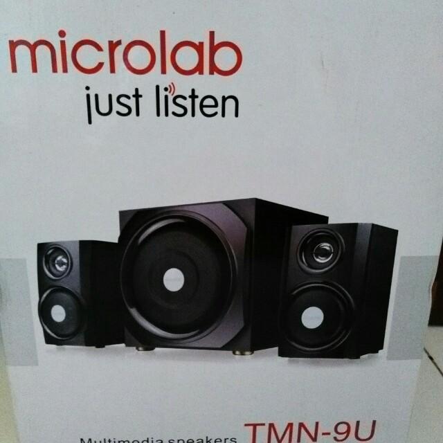 Multimedia Speakers TMN-9U