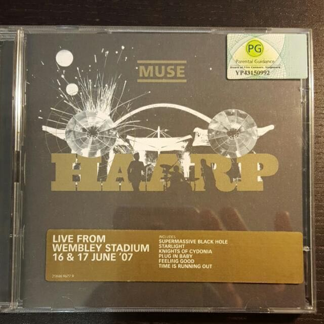 Muse: Haarp (Live From Wembly Stadium)