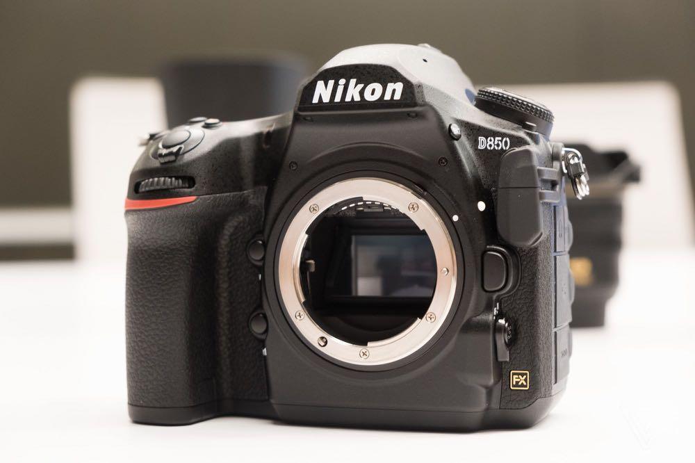 Nikon D850 Full Frame DSLR (Body Only), Photography on Carousell