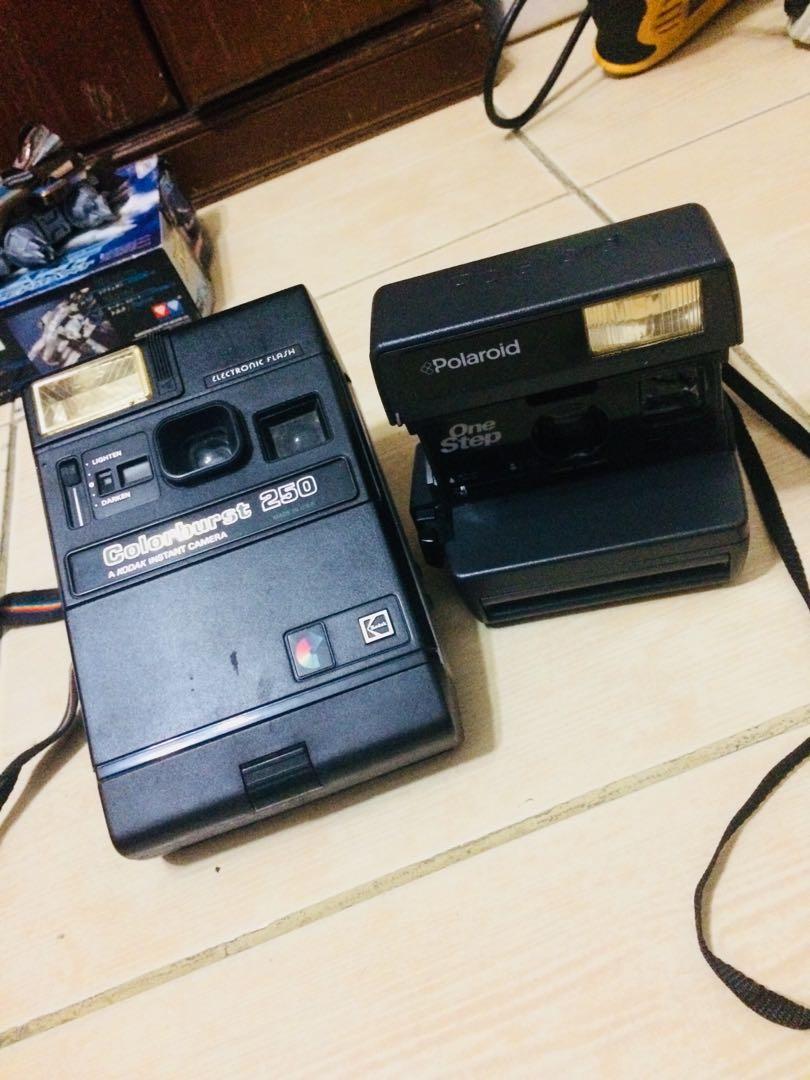 Original Polaroid Camera