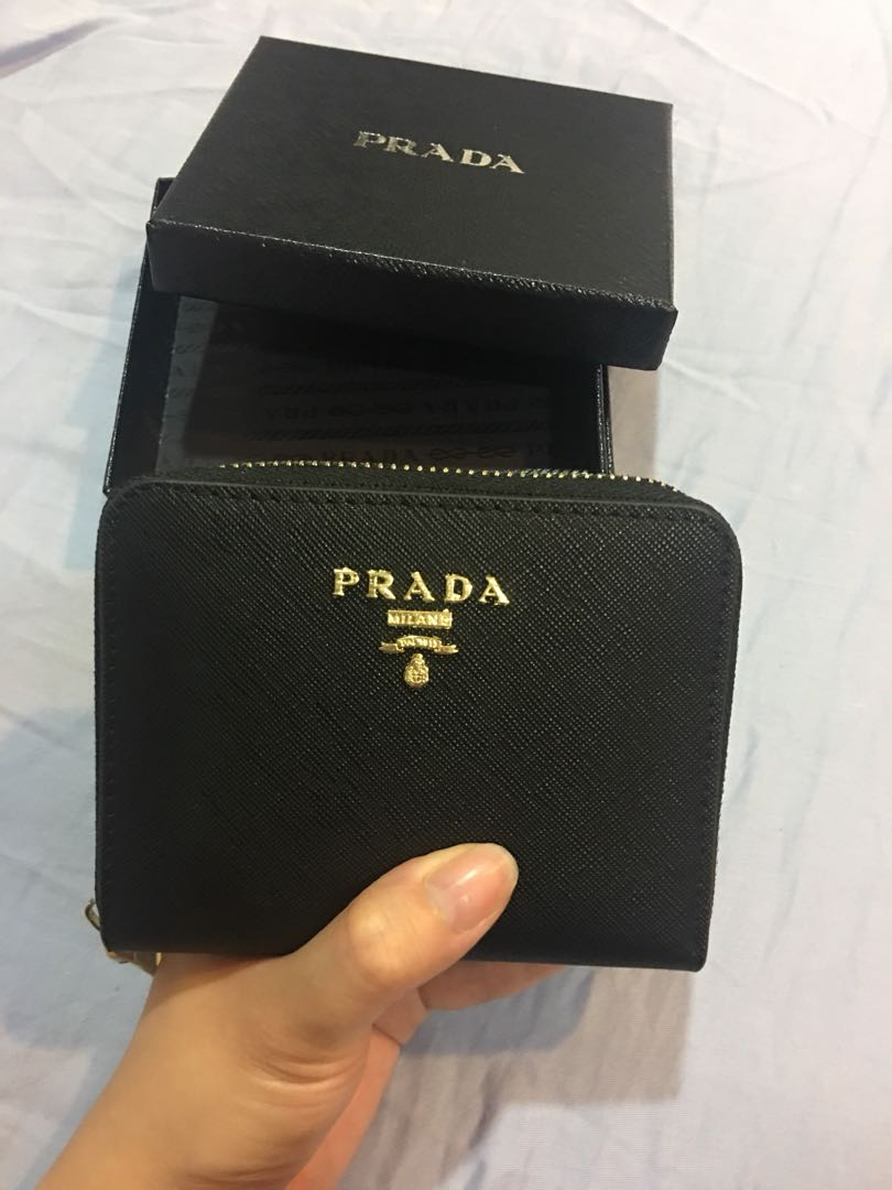 99a47b8fd01c Prada mini wallet - 3A