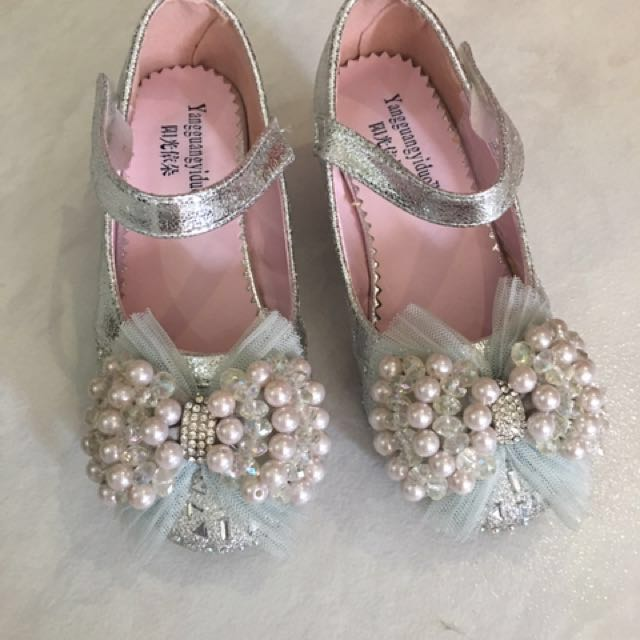 Pretty party girl shoes wedding flower girl shoe cny sale cheap photo photo photo photo photo mightylinksfo
