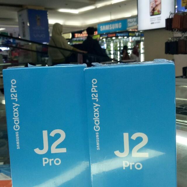Samsung Galaxy J2 Pro Cicilan Tanpa Kartu Kredit Telepon Seluler Tablet Ponsel Android Di Carousell