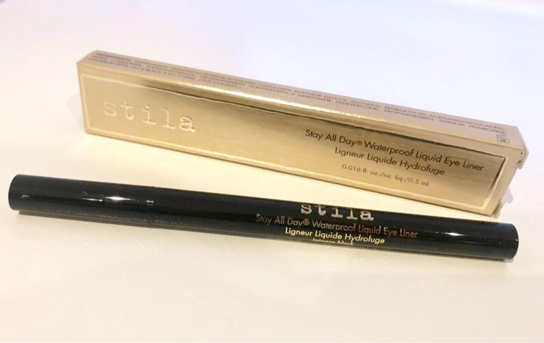 Stila Stay All Day Waterproof Liquid Eyeliner