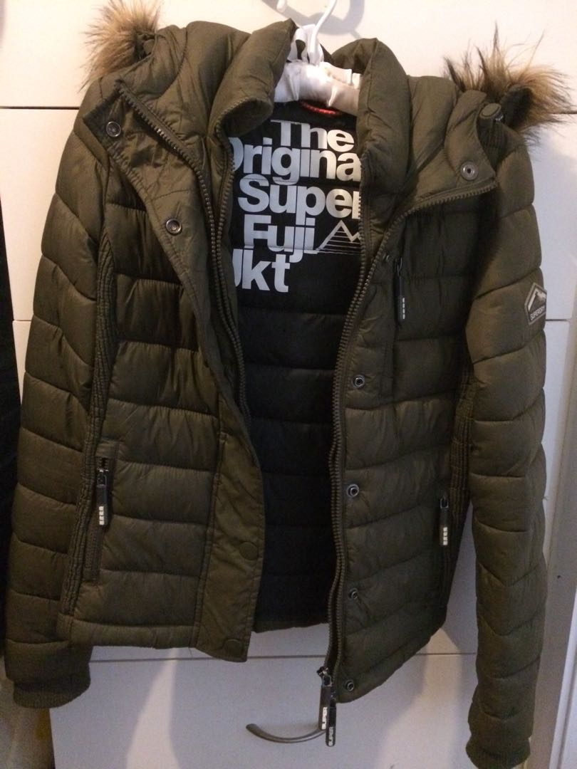 Superdry Fuji jacket