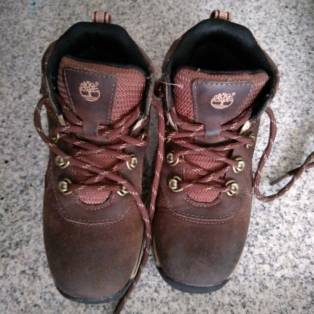 3260e194a6d28 Timberland Whiteledge WaterPROof Hiking Boot size 12 (Toddler/Little ...