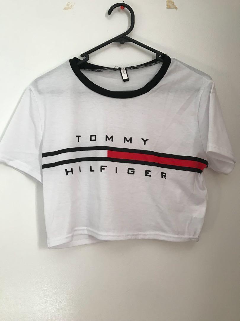 Tommy Hilfiger Crop Top (r e p l i c a)