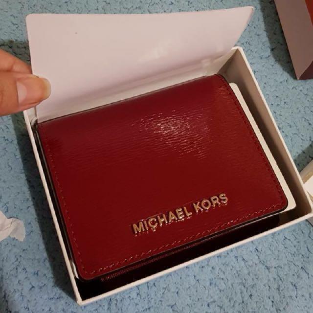 U.S. Authentic MK Wallet