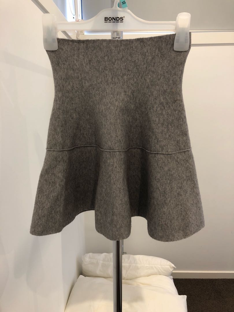 Zara knit skirt