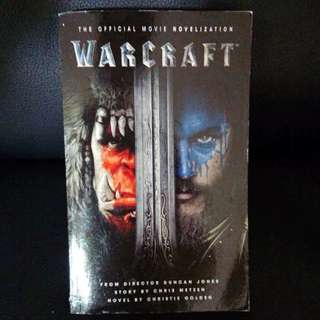 Book Title: Warcraft