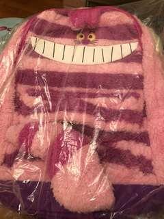 妙妙貓 包包 愛麗絲 後背包 迪士尼 正版