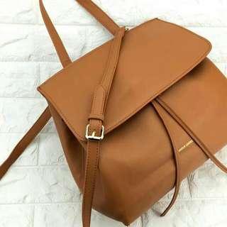 Mansur Gavriel Backpack Brown Color