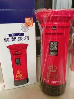絕版郵筒錢箱