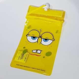 海綿寶寶 SpongeBob 手機防水袋