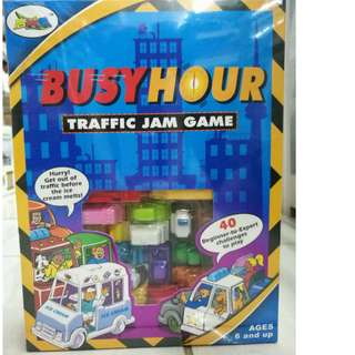 Busy Hour Traffic Jam Game
