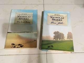 Nicholas Sparks - The Last Song, Dear John