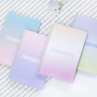 Notebook Rainbow Series [Pre-order]
