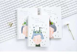 Notebook Girl Series [Pre-order]
