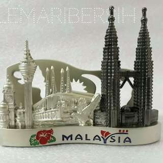 Malaysia Silver Letter Holder