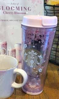 韓國 Starbucks 櫻花杯 2018