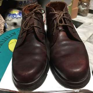 Lacoste 皮鞋 靴子