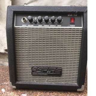 ASPIRE 10 Watts Guitar Amplifier