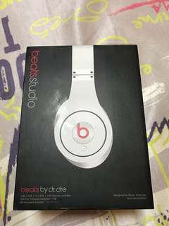 Beats Studio first generation