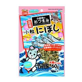 Marukan Calcium treats petit dried sardine treats 60gm ML88