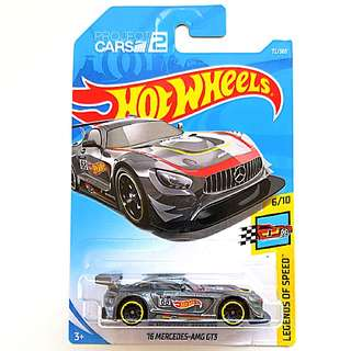 Hot Wheels '16 Mercedes-AMG GT3