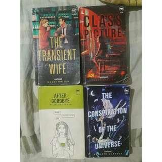 Pop Fiction Bundle for 200 Preloved
