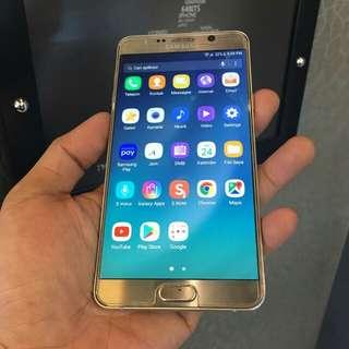 Samsung Note 5 inter fullset