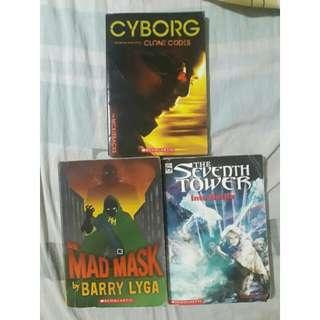 Scholastic Books Bundle