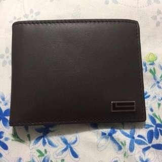 Lancel bi-fold wallet for men (srp 11k)