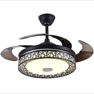 ceiling fan with Bluetooth