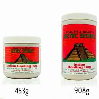 AZTEC INDIAN HEALING CLAY MASK PRE ORDER