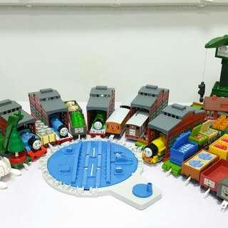 正版 Thomas 火車