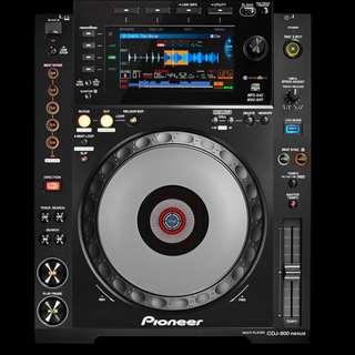 Pioneer CDJ-900-NXS Professional Multi Player