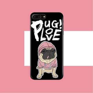 Pug Lover iPhone Case