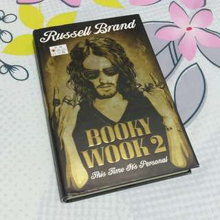 Russell Brand: Booky Wook 2
