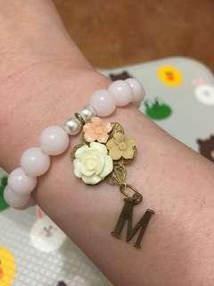Hand made 女庒手鍊
