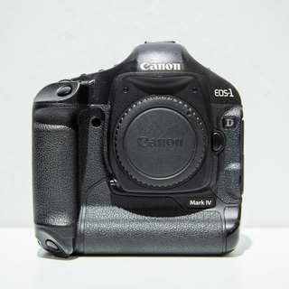 Canon Eos 1D mark 4 平輸過保
