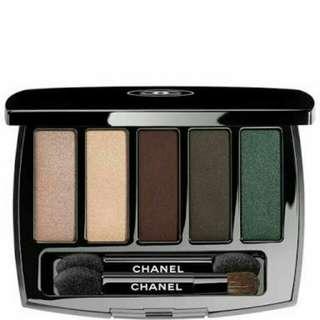 Chanel eyshadow palette