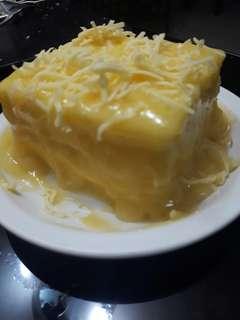Aubsy yema cake