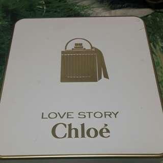 Chloe鐵盒