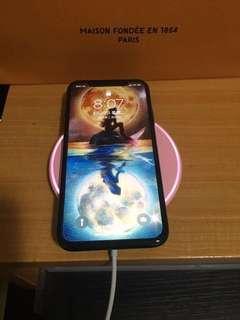 全新無線快速充電器i phone Samsung 兩用