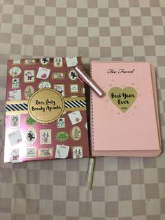 Too Faced Beauty Agenda 2017 Limited Edition