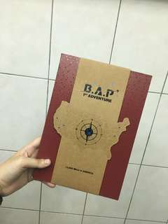 B.A.P 寫真書