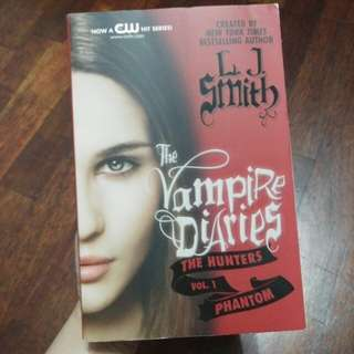 The Vampire Diaries (The Hunters Trilogy #1)