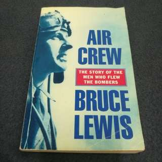 Air Crew by Bruce Lewis